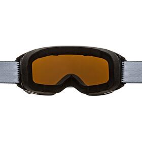 Alpina Big Horn MM - Gafas de esquí - negro